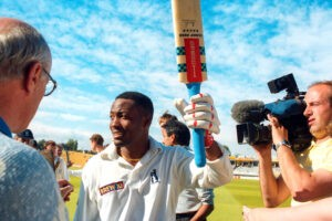 Brian Lara 501 Not Out 1994