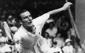 Fred Perry Wins French Open 1935