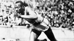 Jesse Owens 1936 Olympics