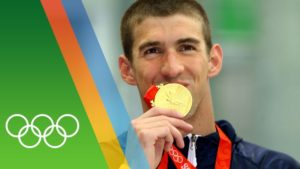 Michael Phelps Win Eight Olympic Gold Medals 2008