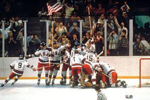 The 'Miracle on Ice' 1980