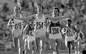 Sebastian Coe vs. Steve Ovett 1980