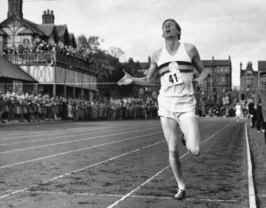 Roger Bannister Four-minute Mile 1954