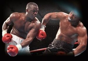 James 'Buster' Douglas Knocks Out Tyson 1990