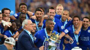 Leicester City Wins Premier League 2015/16